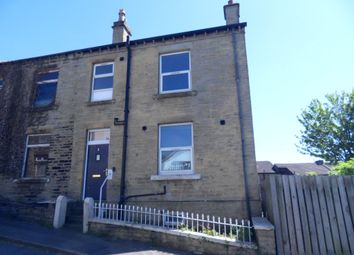 Thumbnail 1 bed terraced house for sale in Centre Street, Heckmondwike, West Yorkshire