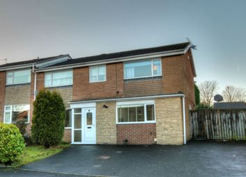 Thumbnail 5 bedroom semi-detached house for sale in Hartburn Drive, Chapel Park, Newcastle Upon Tyne