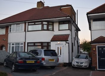 Thumbnail 4 bed semi-detached house to rent in Mountbel Road, Stanmore