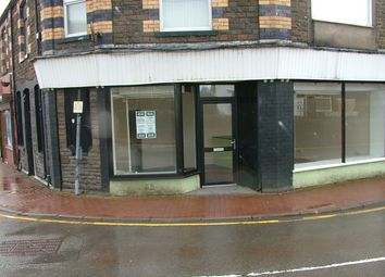 Thumbnail Retail premises to let in Commercial Road, Resolven