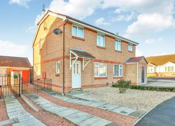Thumbnail 3 bed semi-detached house for sale in Lammermuir Close, Darlington