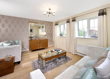 "Thumbnail 2 bed terraced house for sale in ""Roseberry"" at Cobblers Lane, Pontefract"