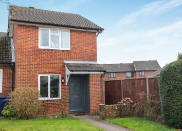 Thumbnail 2 bed end terrace house to rent in Elm Park, Cranleigh