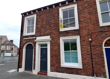 Thumbnail 4 bed end terrace house for sale in St. Nicholas Street, Carlisle, Cumbria