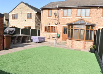 Thumbnail 4 bed semi-detached house for sale in St. Margarets Court, North Elmsall, Pontefract