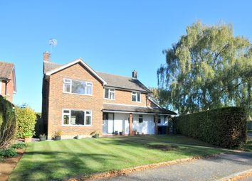 Thumbnail 4 bed detached house for sale in Primrose Ridge, Godalming