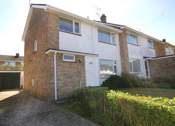 Thumbnail 3 bed semi-detached house to rent in Phelipps Road, Corfe Mullen, Wimborne
