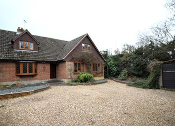 Thumbnail 5 bed detached house for sale in Reading Road, Darby Green, Camberley
