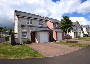 Thumbnail 3 bed detached house for sale in West Myrescroft, Ancrum Jedburgh