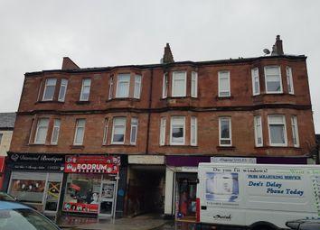 Thumbnail 1 bed flat to rent in Main Street, Bellshill