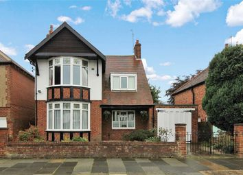 Thumbnail 4 bed detached house for sale in Seaton Crescent, Monkseaton, Whitley Bay
