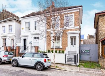 Thumbnail 4 bed semi-detached house for sale in Shaftesbury Road, London