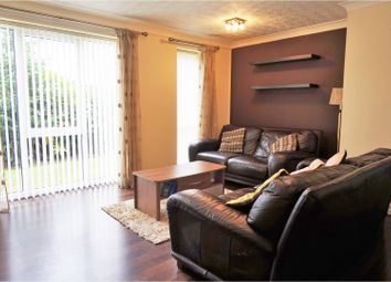Thumbnail 2 bed flat for sale in Greetland Drive, Manchester