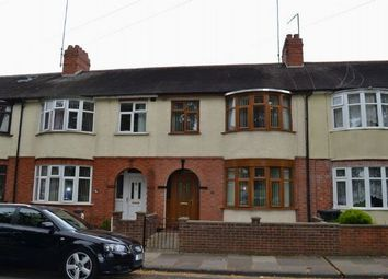 Thumbnail 3 bed terraced house for sale in Delapre Crescent Road, Far Cotton, Northampton