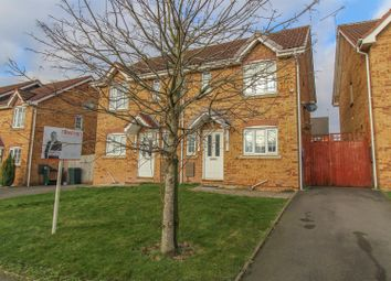 3 bed semi-detached house for sale in Meadowcroft Close, Coventry CV4