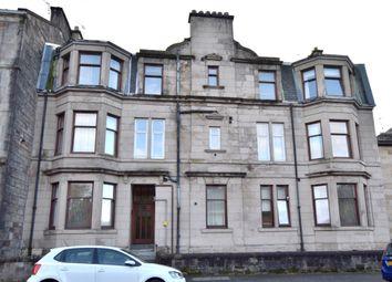Thumbnail 1 bed flat for sale in Brachelston Street, Greenock
