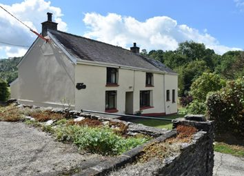 Thumbnail 3 bed farmhouse for sale in Lancych, Boncath