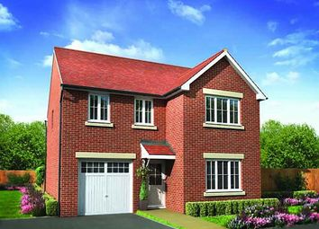 "Thumbnail 4 bed detached house for sale in ""The Keating "" at Carnoustie Close, Ashington"
