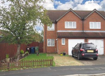 Thumbnail 3 bed semi-detached house for sale in Lode Way, Chatteris