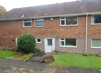 Thumbnail 3 bed terraced house to rent in Long Leasow, Bournville Village Trust, Birmingham
