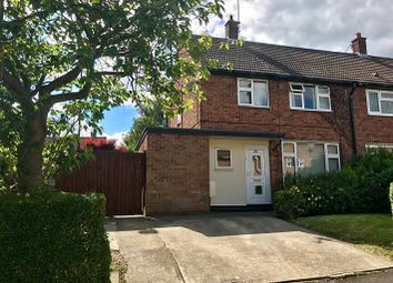 Thumbnail 2 bed semi-detached house for sale in Marston Avenue, Acomb, York