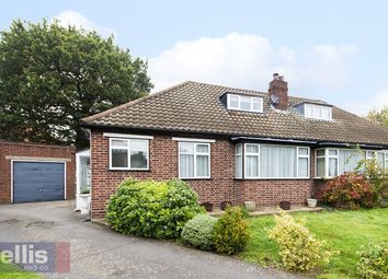 Thumbnail 2 bed semi-detached bungalow for sale in The Retreat, London