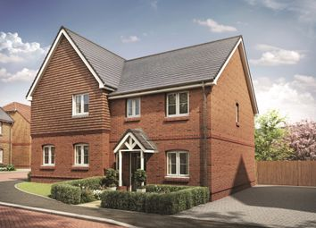 Thumbnail 3 bed semi-detached house for sale in Nursery Gardens, Ash Green Lane West, Tongham