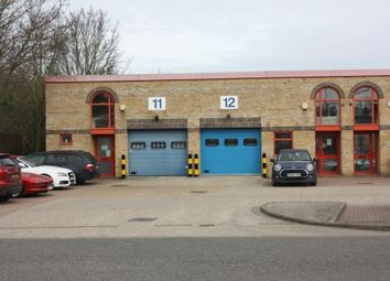 Thumbnail Light industrial to let in Unit 12 Mill Farm Business Park, Millfield Road, Hounslow