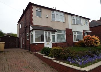 Thumbnail 3 bed semi-detached house for sale in Crompton Way, Astley Bridge, Bolton, Greater Manchester