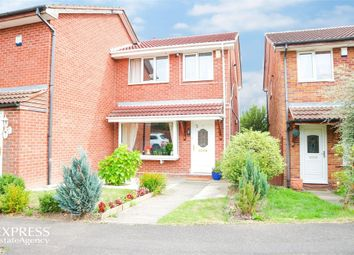 Thumbnail 3 bed semi-detached house for sale in Telford Drive, Darlington, Durham