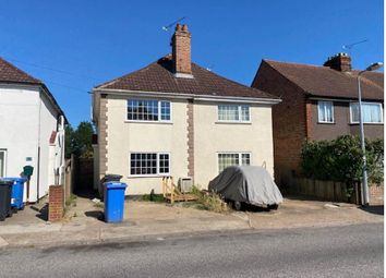 Thumbnail 3 bed semi-detached house to rent in Reading Road, Ipswich