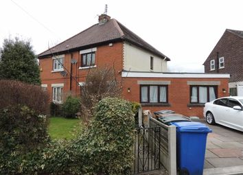 Thumbnail 2 bed semi-detached house for sale in Dalby Grove, Offerton, Stockport
