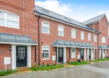 Thumbnail 3 bed terraced house to rent in Ashton Gardens, Eastleigh