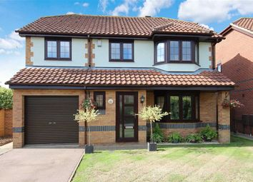 Thumbnail 4 bed detached house for sale in Arkle Court, Grange Farm, Kesgrave, Ipswich