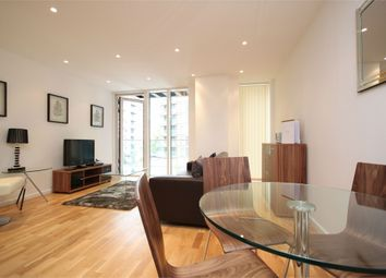 Thumbnail 1 bed flat for sale in Ability Place, 37 Millharbour, Canary Wharf, London
