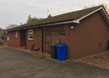 2 bed detached bungalow for sale in Weirs Lane, Butterwick, Boston PE22