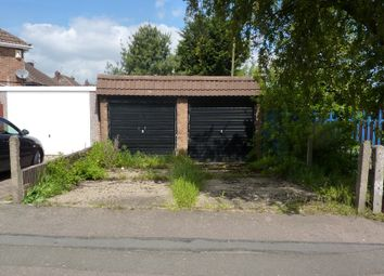 Thumbnail Parking/garage for sale in Turnbull Drive, Braunstone, Leicester