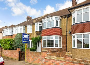 Thumbnail 4 bedroom terraced house for sale in Wilson Avenue, Rochester, Kent