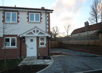 Thumbnail 3 bedroom semi-detached house for sale in Ash Green, West Bourton Road, Bourton, Gillingham