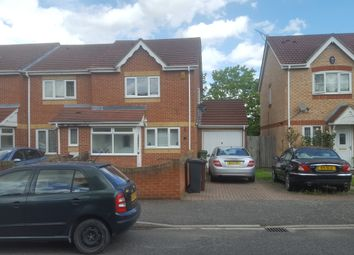Thumbnail 3 bed end terrace house for sale in Blessing Way, Barking IG11, London,