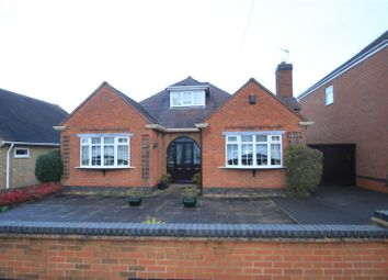 Thumbnail 3 bed bungalow for sale in Eastwoods Road, Hinckley
