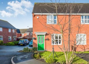 Thumbnail 2 bed semi-detached house for sale in Davy Road, Abram, Wigan, Greater Manchester