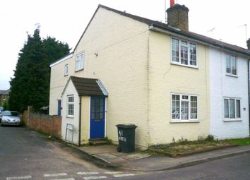 Thumbnail 4 bed semi-detached house to rent in North Street, Egham