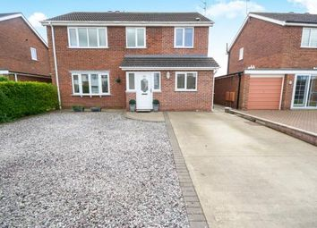 Thumbnail 4 bedroom detached house for sale in Glenwood Grove, Lincoln, Lincolnshire, .