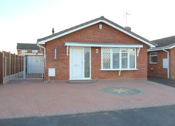 Thumbnail 2 bed detached bungalow for sale in St. Lawrence Way, Gnosall, Stafford