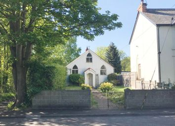 Thumbnail Land for sale in The Former Baptist Chapel, Vicarage Road, Halling, Rochester, Kent