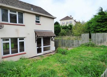 Thumbnail 3 bedroom end terrace house for sale in Foxhole Road, Paignton
