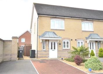 Thumbnail 2 bed end terrace house for sale in Wiltshire Crescent, Basingstoke, Hampshire