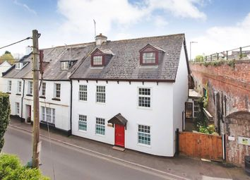 Thumbnail 4 bedroom end terrace house for sale in The Strand, Lympstone, Exmouth
