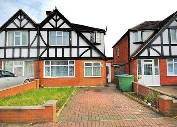 1 bed maisonette for sale in Woodstock Road, Wembley, Middlesex HA0